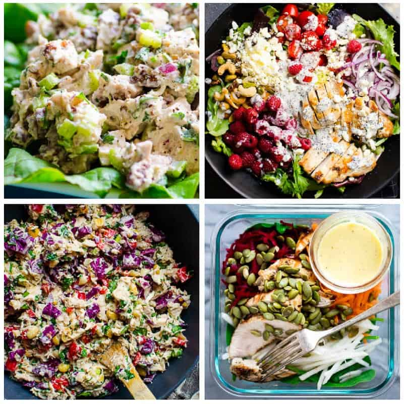Healthy Chicken Salad Recipes