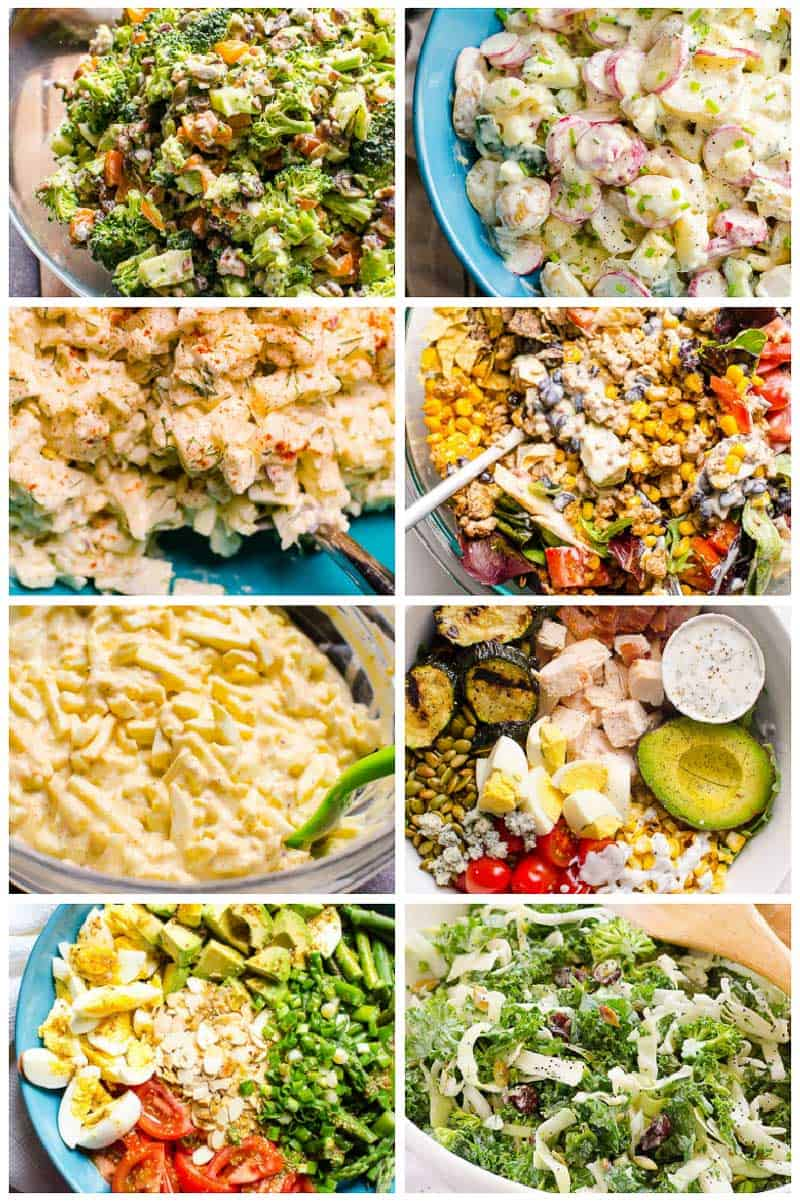 Healthy Classic Salad Recipes