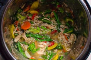 instant pot stir fry