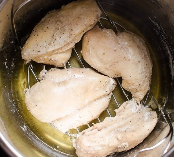 Instant Pot Chicken Breast (Video)