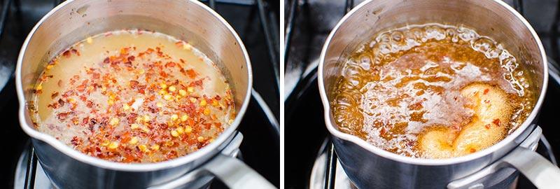 how to make thai sweet chili sauce for cedar plank salmon