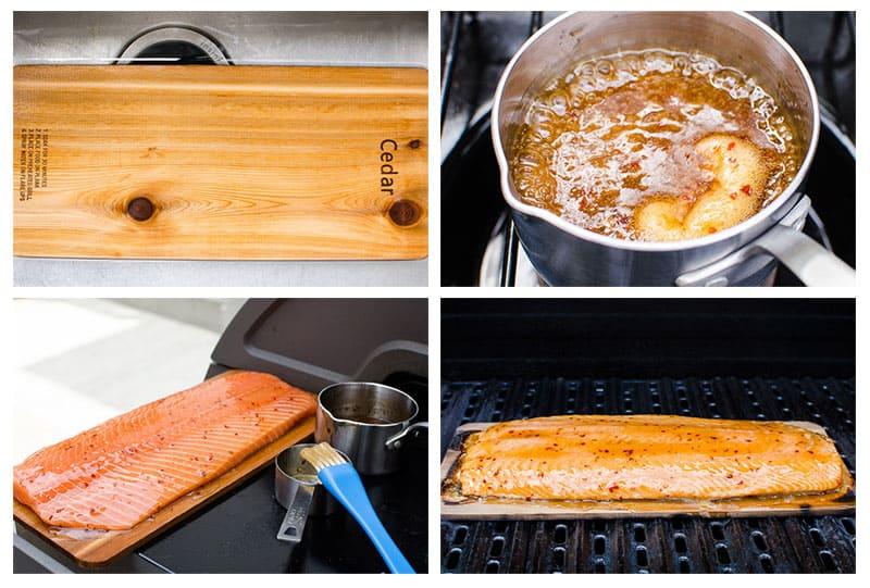 how to cook Cedar Plank Salmon