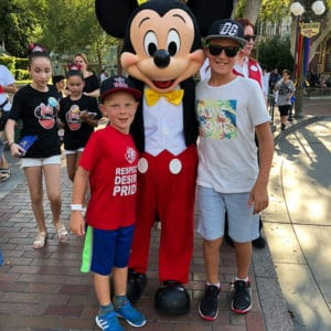 Road Trip to San Diego and Disneyland