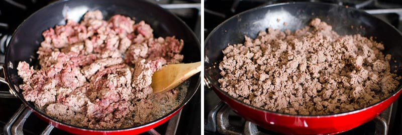 ground turkey for ground turkey quinoa