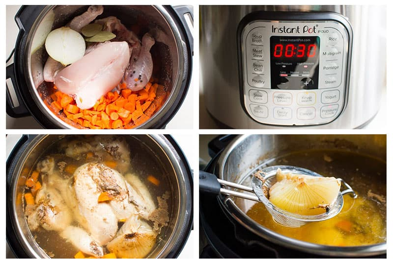 Best Instant Pot Chicken Noodle Soup