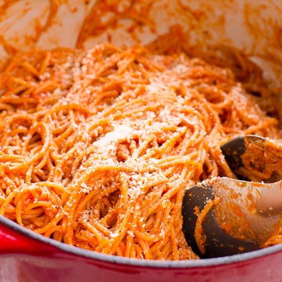 10 Minute Spaghetti Recipe Ifoodreal
