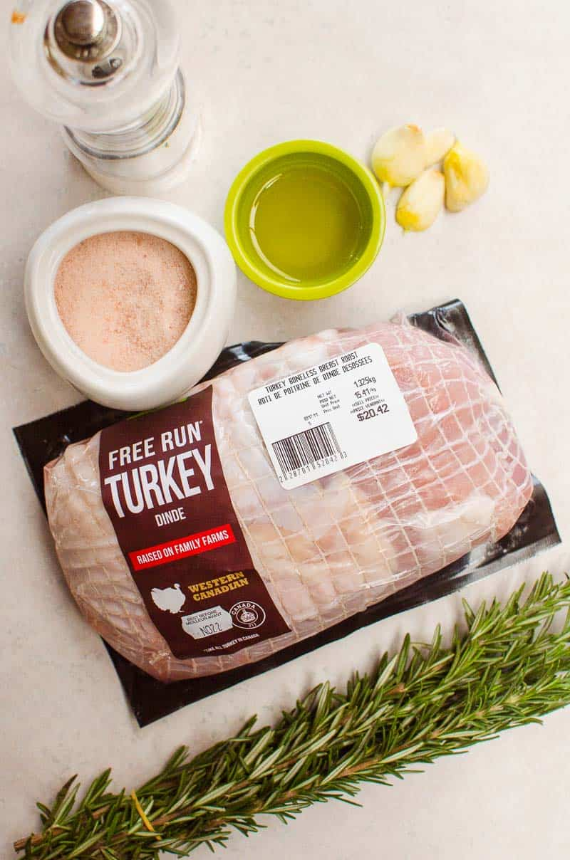boneless turkey breast roast ingredients