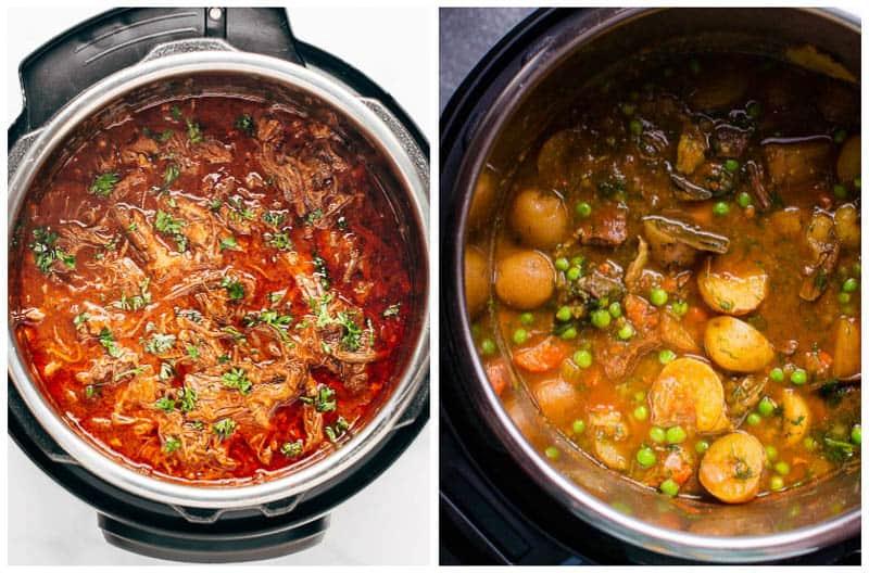 Healthy Instant Pot Beef Recipes