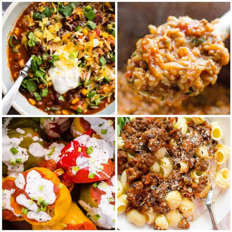 30 Healthy Easy Instant Pot Recipes Ifoodreal Healthy Family Recipes