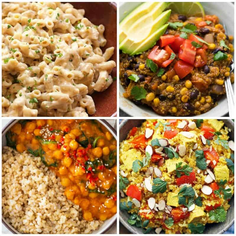 30 Healthy Easy Instant Pot Recipes