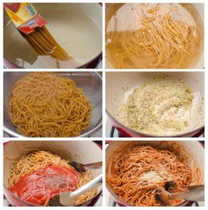 10 Minute Spaghetti Recipe