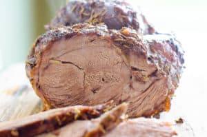 Boneless Leg of Lamb Roast