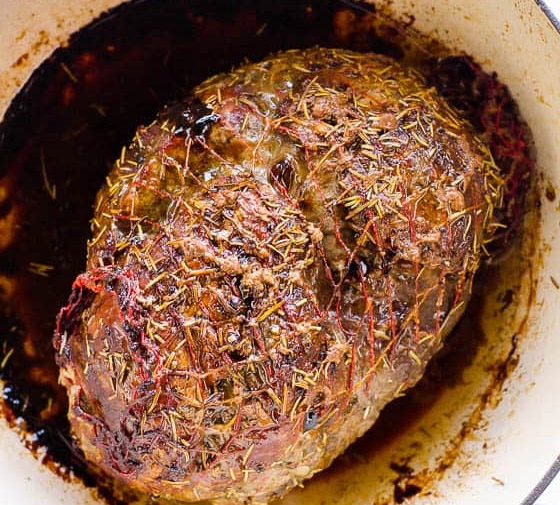Boneless Leg of Lamb Roast