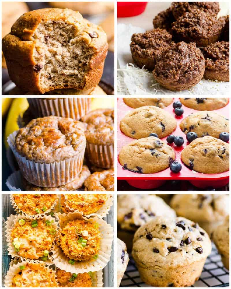 muffins for quick healthy breakfast