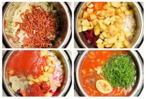 Instant Pot Borscht