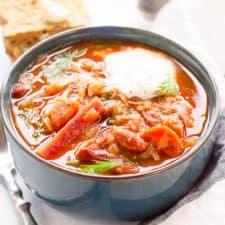 borscht instantáneo