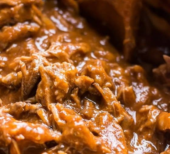 Healthy Pulled Pork (Video)
