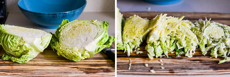 healthy savoy cabbage recipes