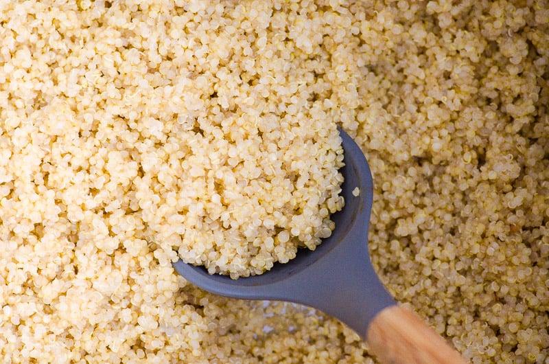 perfect instant pot quinoa