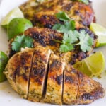 cilantro lime chicken breast thighs