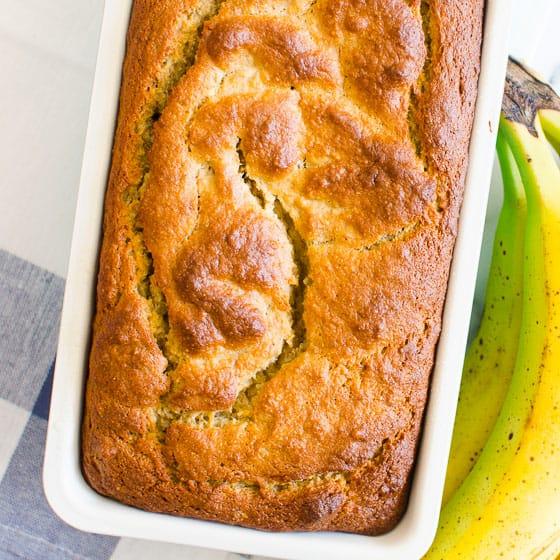 Almond Flour Banana Bread Ifoodreal Com
