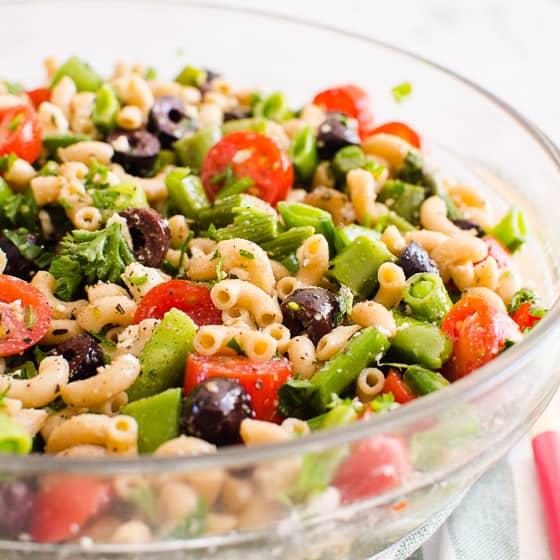 Pasta Salad Recipe Low Calorie