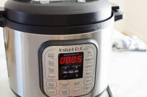 how to make instant pot spaghetti step by step