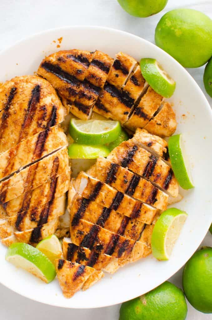 chili lime chicken for grill