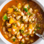 instant pot minestrone