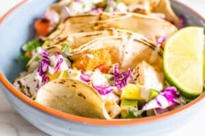 how to make fish tacos step by step