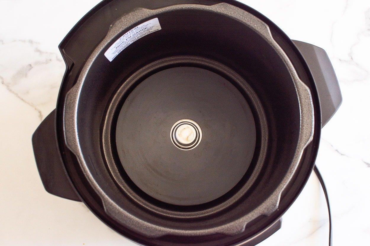 instant pot cooking base