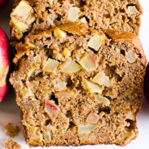 Healthy Apple Bread