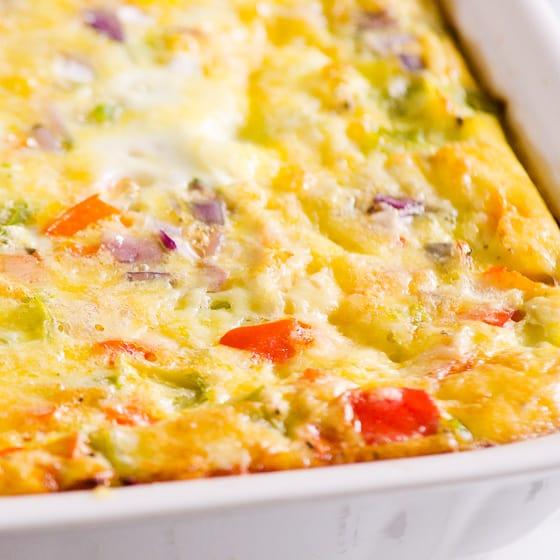 Healthy Breakfast Casserole Ifoodreal