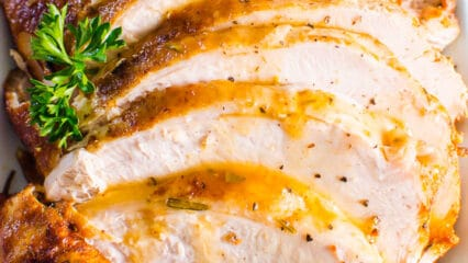 Instant Pot Turkey Breast (Video)