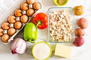 how to make Healthy Breakfast Casserole