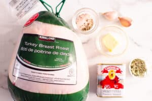 How to Roast a Turkey Breast step by step