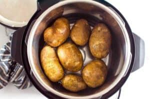 7 potatoes in instant pot