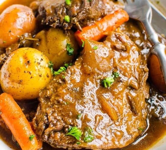 Instant Pot Pot Roast