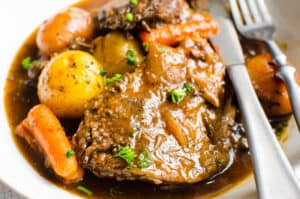 Instant Pot Pot Roast Recipe