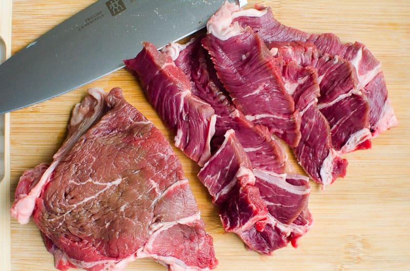 how to make steak fajitas step by step