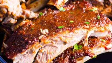 Instant Pot Ribs (Video)
