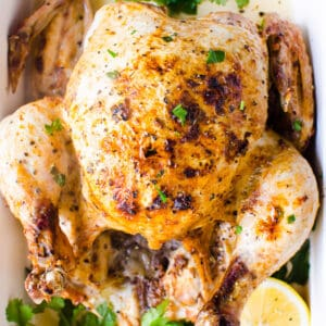 Instant Pot Whole Chicken (Video)