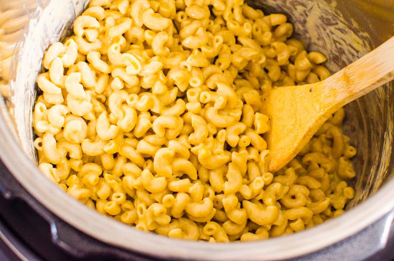 ready to eat pressure cooker macaroni and cheese