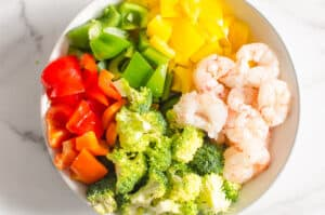 how to make Shrimp Stir Fry step by step