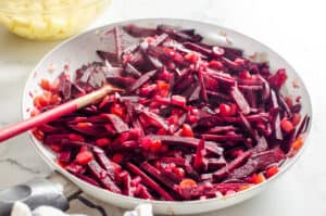 how to make borscht step by step