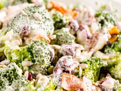Broccoli Salad Recipe Healthy