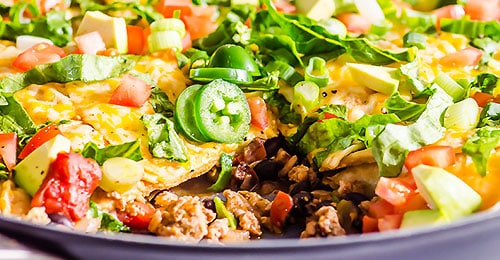 For 30 minutes recipes Taco Skillet