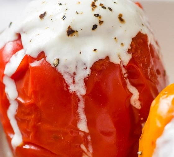 Instant Pot Stuffed Peppers (Video)