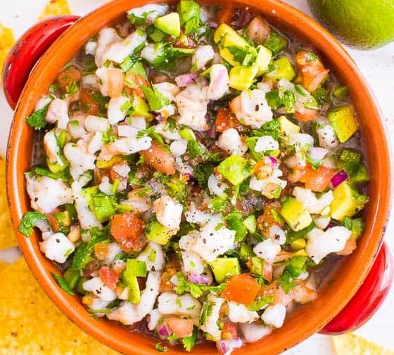 Shrimp Ceviche (Video)