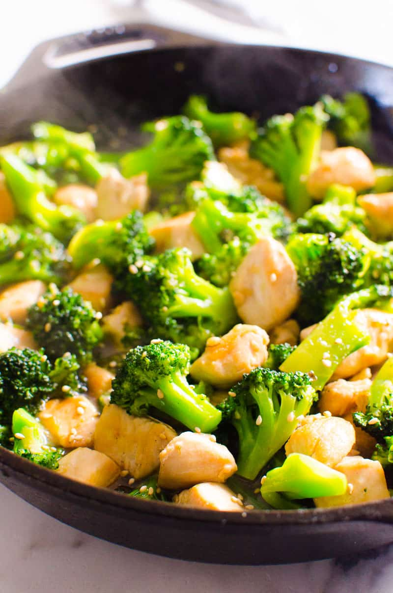 Chicken and Broccoli recipe